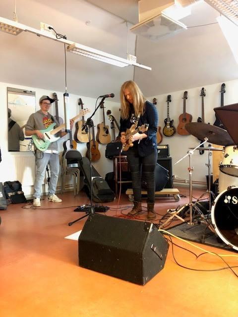 You are currently viewing Besök från Piteå musikhögskola
