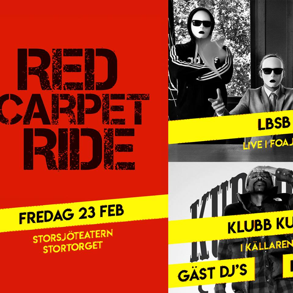 You are currently viewing Red Carpet Ride