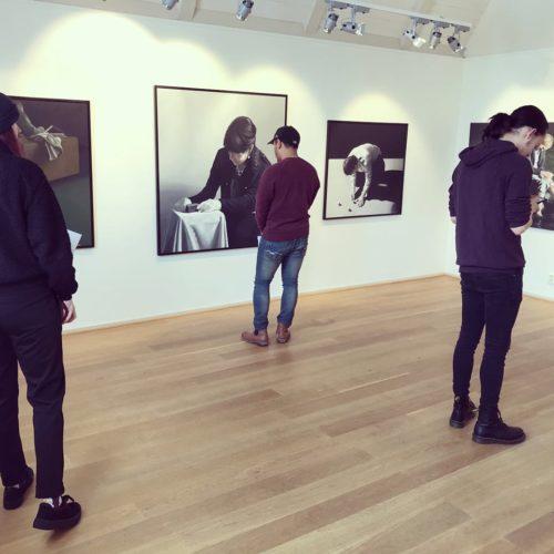 Fotoutställning Ahlbergshallen