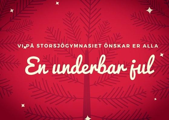 You are currently viewing God Jul och Gott Nytt År