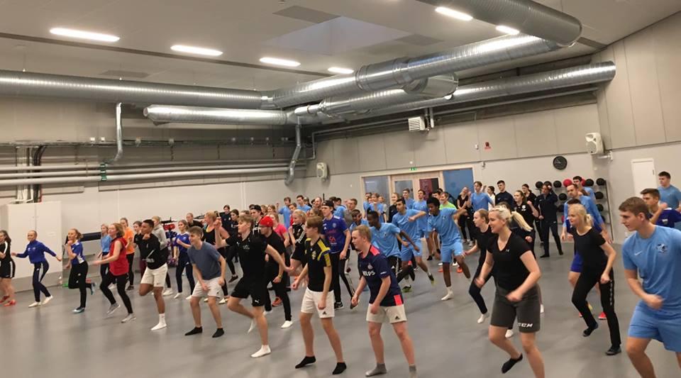 You are currently viewing Julavslutningar på skolan