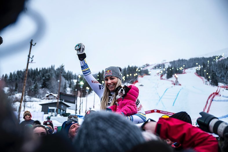 You are currently viewing Lindsay Vonn