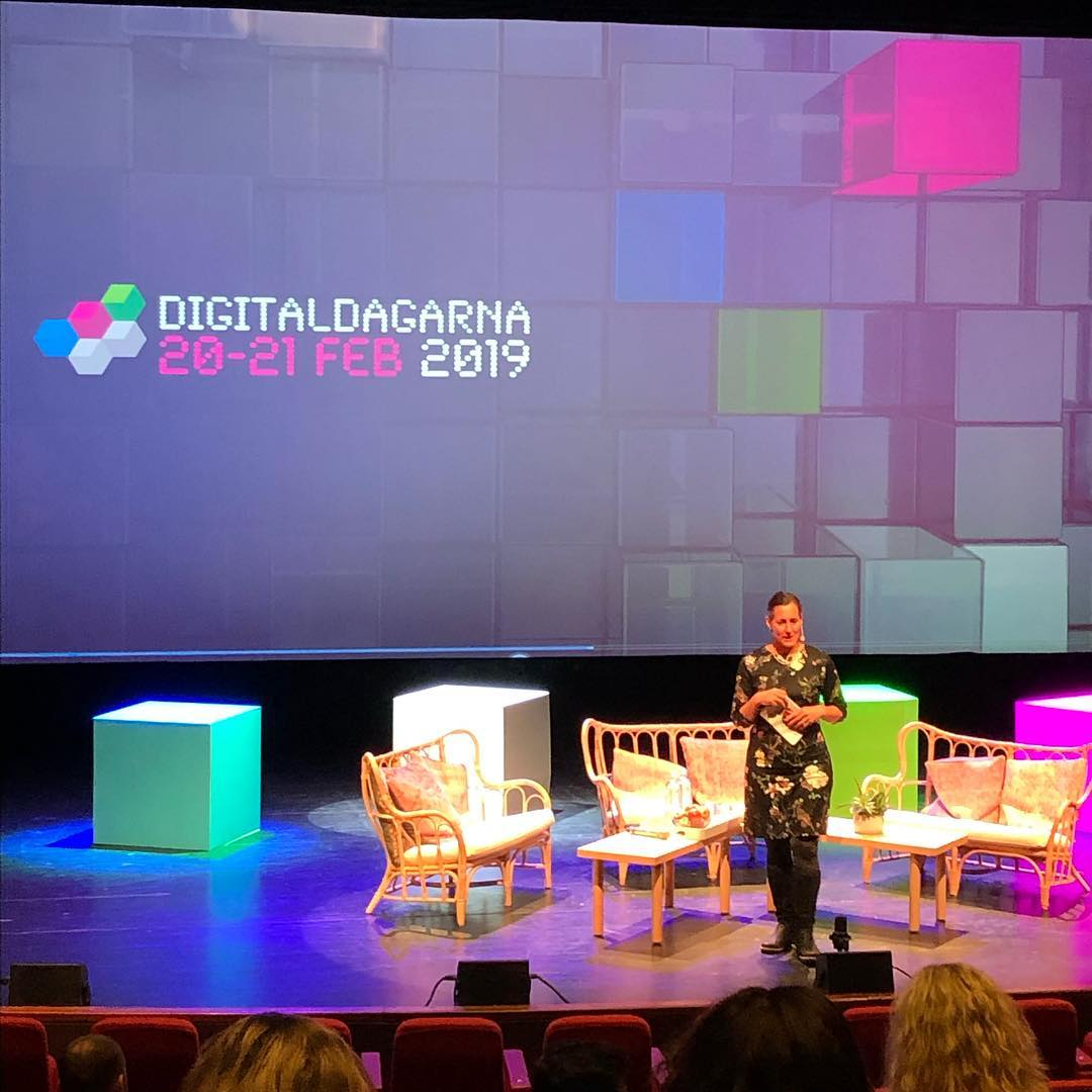 You are currently viewing Digitaldagarna 2019