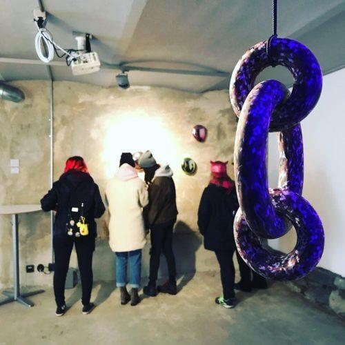 Besök på Galleri Lux