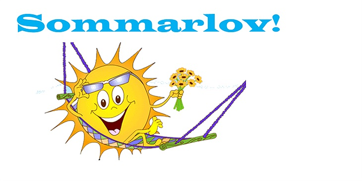 You are currently viewing Sommarlov!