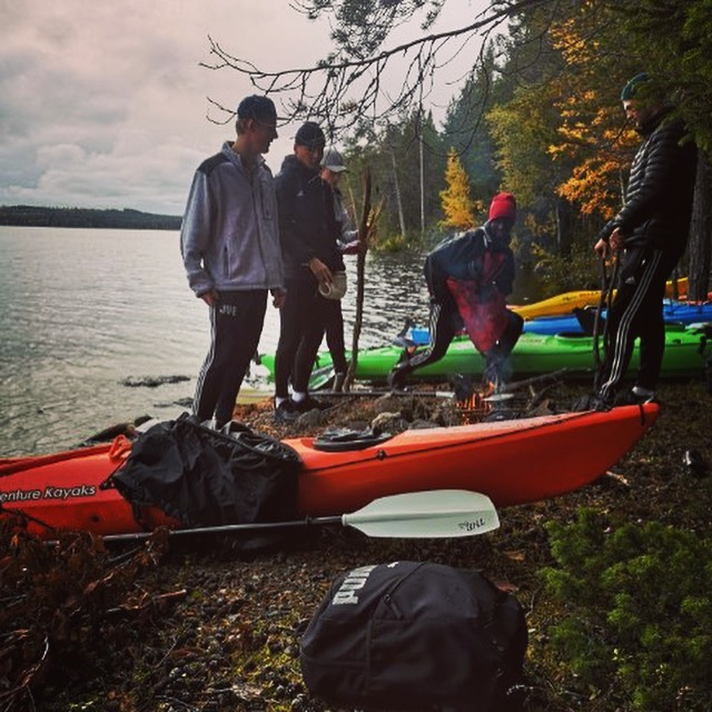 You are currently viewing Paddling vid Andersön