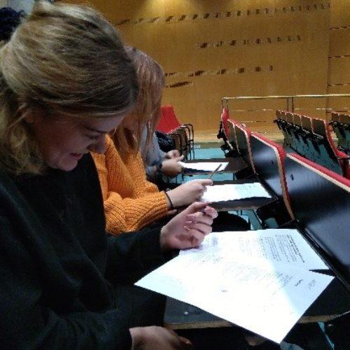 Studiebesök på Region Jämtland/Härjedalen