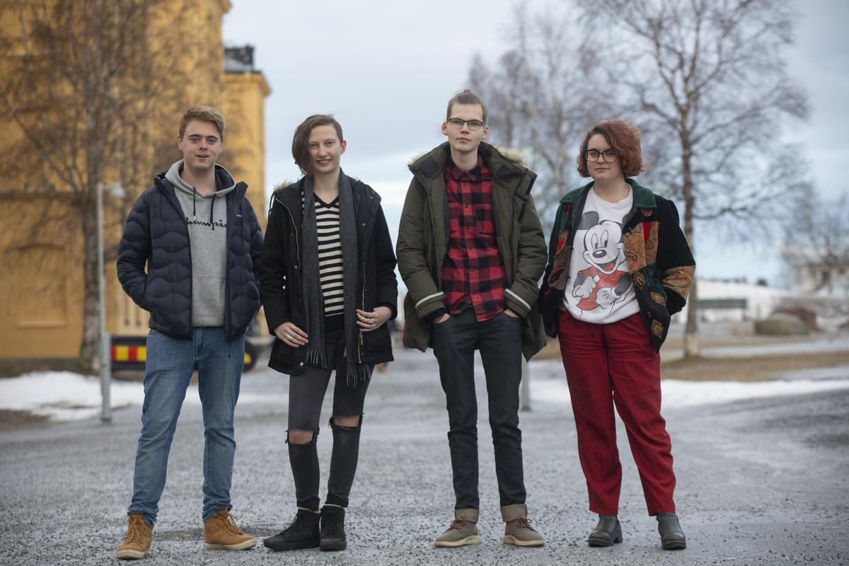 "You are currently viewing ""Berätta för 100 andra"""
