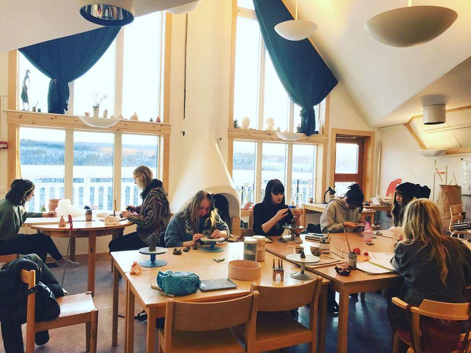 You are currently viewing Studiebesök Åredalens folkhögskola