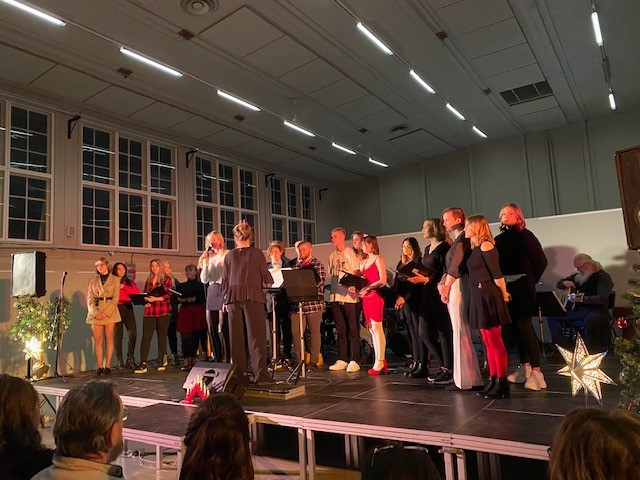 You are currently viewing Julkonsert