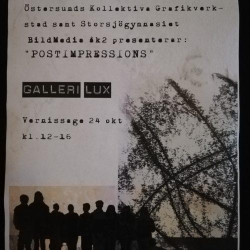 Utställning Galleri Lux